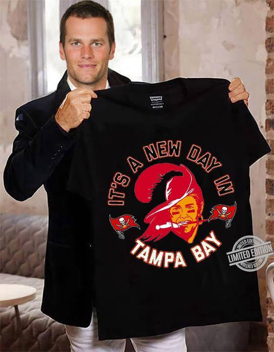 It's A New Day In Tampa Shirt