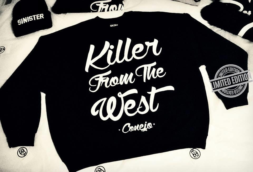 Killer From The West Shirt