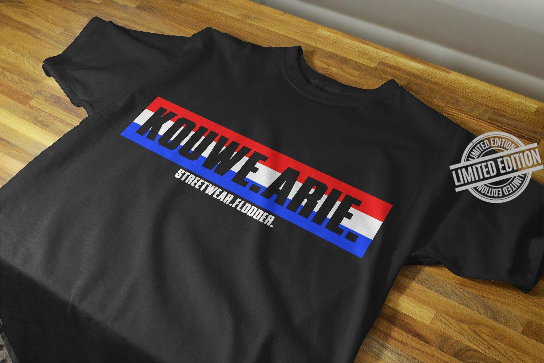 Kouwe Arie Streetwear Flodder Shirt
