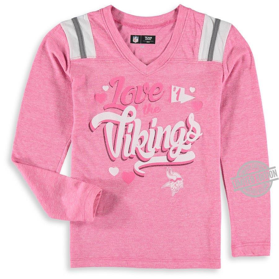 Love Vikings Shirt