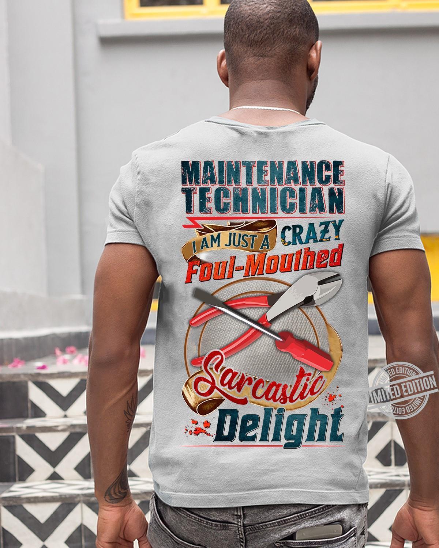 Shirt Protected by Maintenance Technician Tee Shirt Hoodies