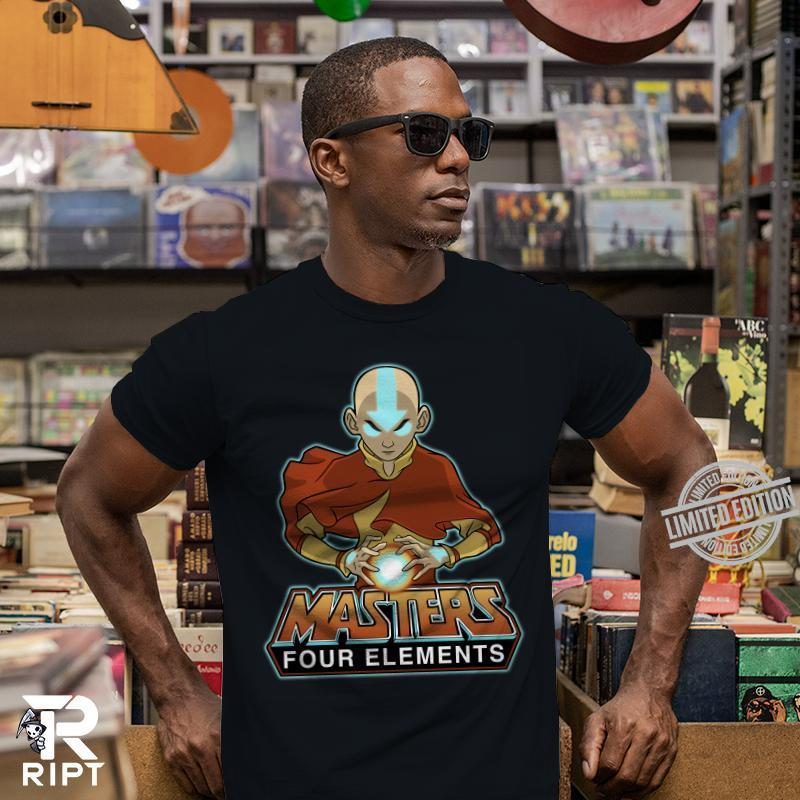 Masters Four Element Shirt